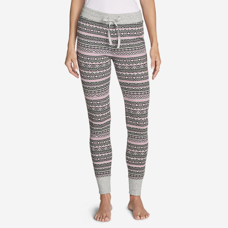 Women's Stine's Favorite Waffle Sleep Pant large version