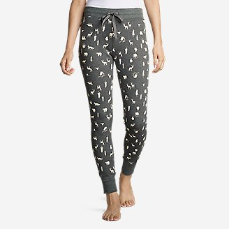 Thumbnail View 1 - Women's Stine's Favorite Waffle Sleep Pant