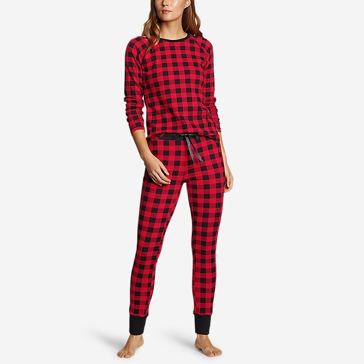 Women's Stine's Favorite Waffle Sleep Pant large version