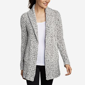 Thumbnail View 1 - Women's Lounge Around Cardigan