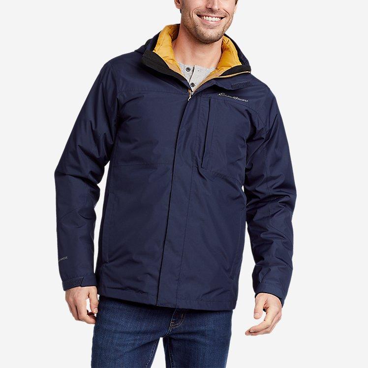 Men's Barrier Ridge 3-in-1 Down Jacket large version