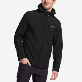Thumbnail View 1 - Men's Stratify Thermal Hooded Jacket
