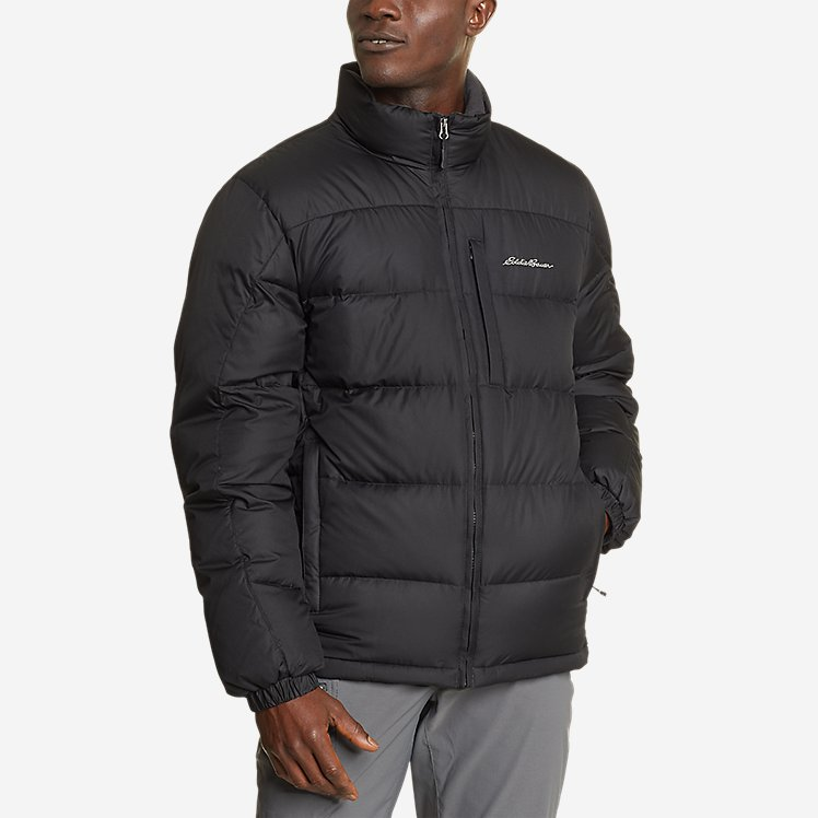 Men's Classic Down Jacket large version