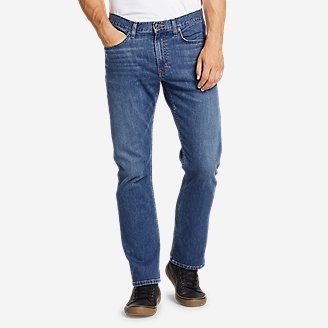 Thumbnail View 1 - Men's Field Flex Straight Jeans