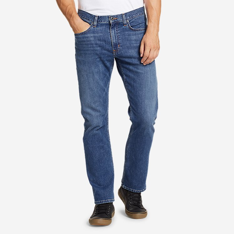 Men's Field Flex Straight Jeans large version
