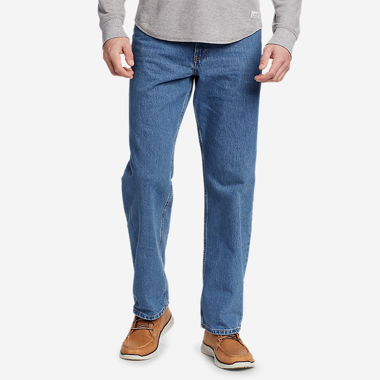 Men's Essential Jeans - Relaxed large version