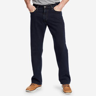 Thumbnail View 1 - Men's Authentic Jeans - Relaxed