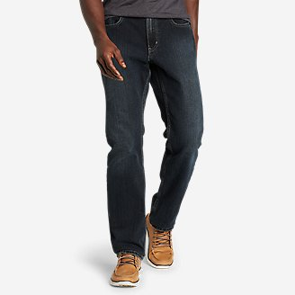 Thumbnail View 1 - Men's Authentic Jeans - Straight