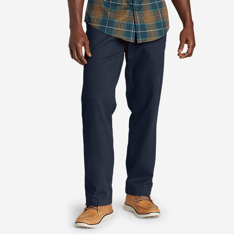 Men's Legend Wash Classic Chino Pants large version
