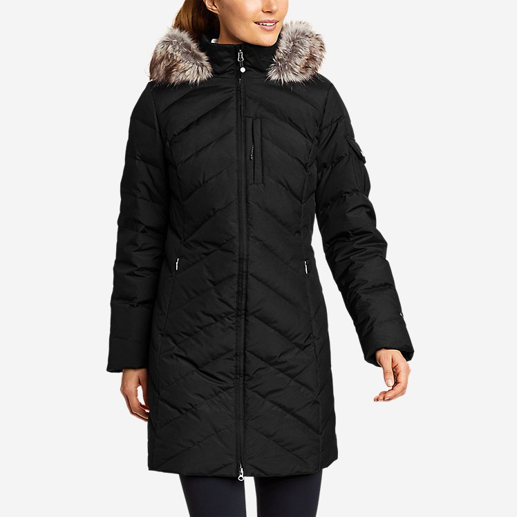 Women's Crystal Ridge Down Parka large version