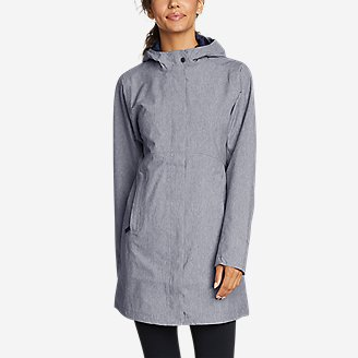 Thumbnail View 1 - Women's Eastsound 2.0 Trench Coat