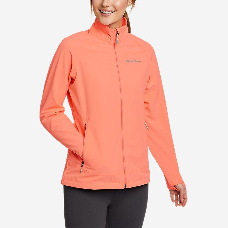 Women's Stratify 2.0 Soft Shell Jacket large version