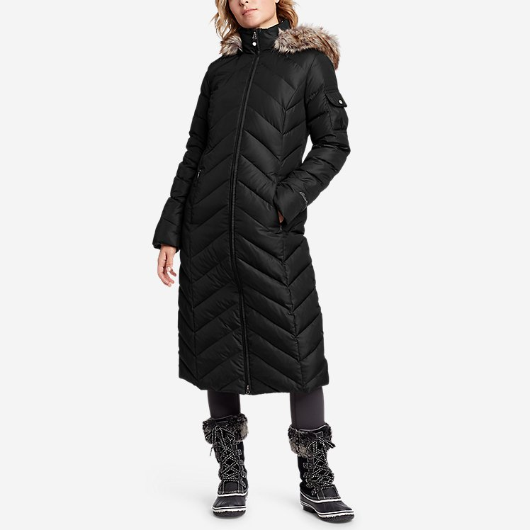 Women's Crystal Ridge Down Duffle Coat large version