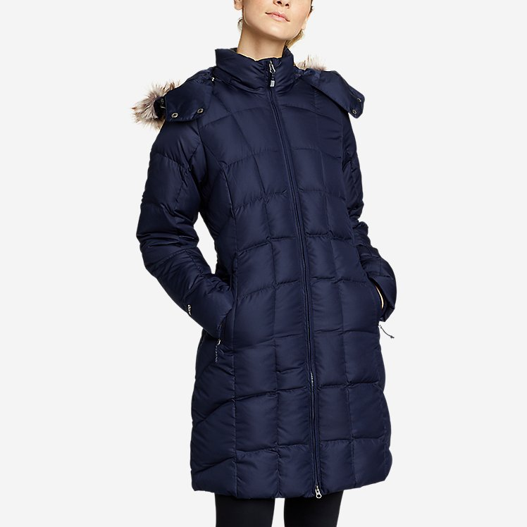 Women's Classic Down Parka large version