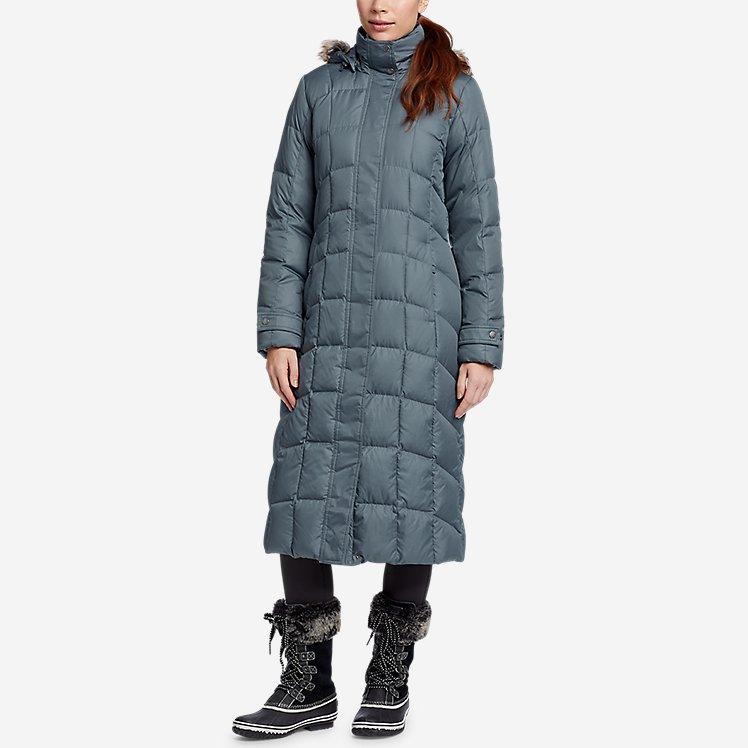 Women's Classic Down Duffle Coat large version