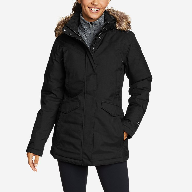 Women's Silver Lining Down Parka large version