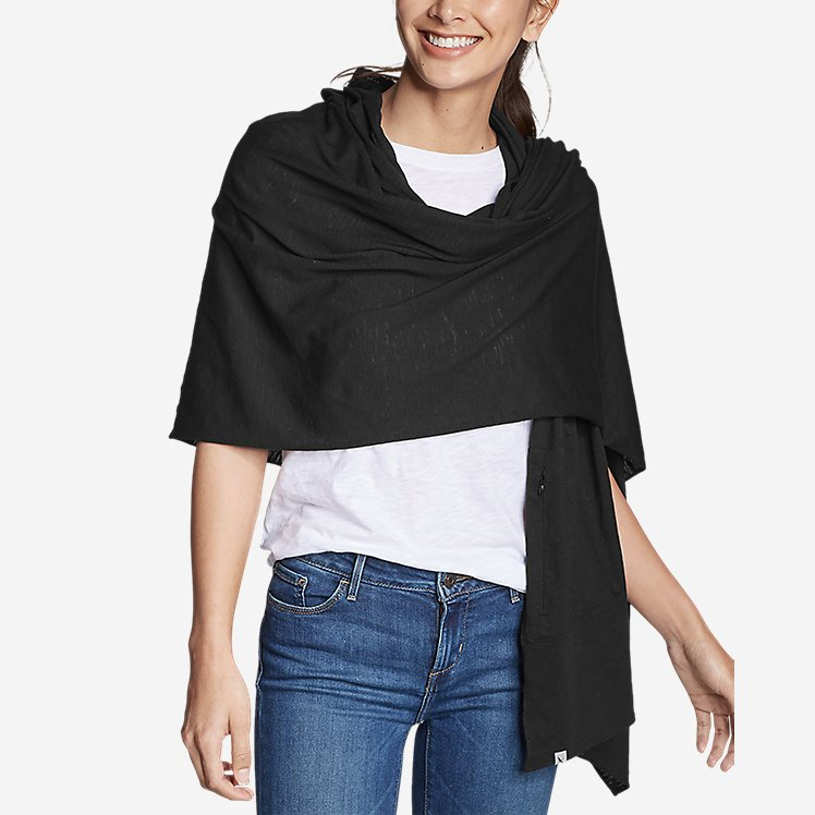 Women's Daisy Travel Wrap large version