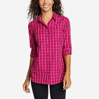 Thumbnail View 1 - Women's Adventurer® 3.0 Long-Sleeve Shirt