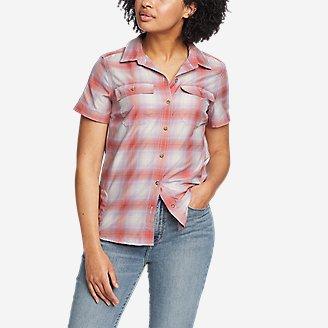Thumbnail View 1 - Women's Adventurer® 3.0 Short-Sleeve Shirt