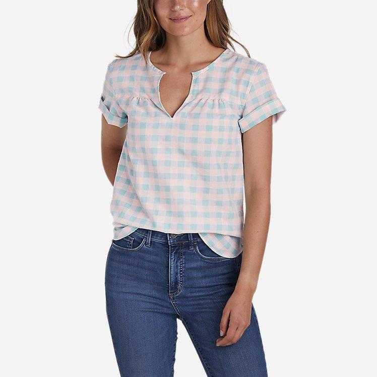 Women's Etesian Short-Sleeve Shirt large version