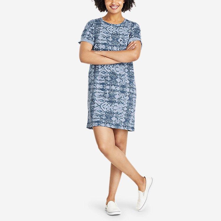 Women's Coast and Climb Short-Sleeve T-Shirt Dress large version