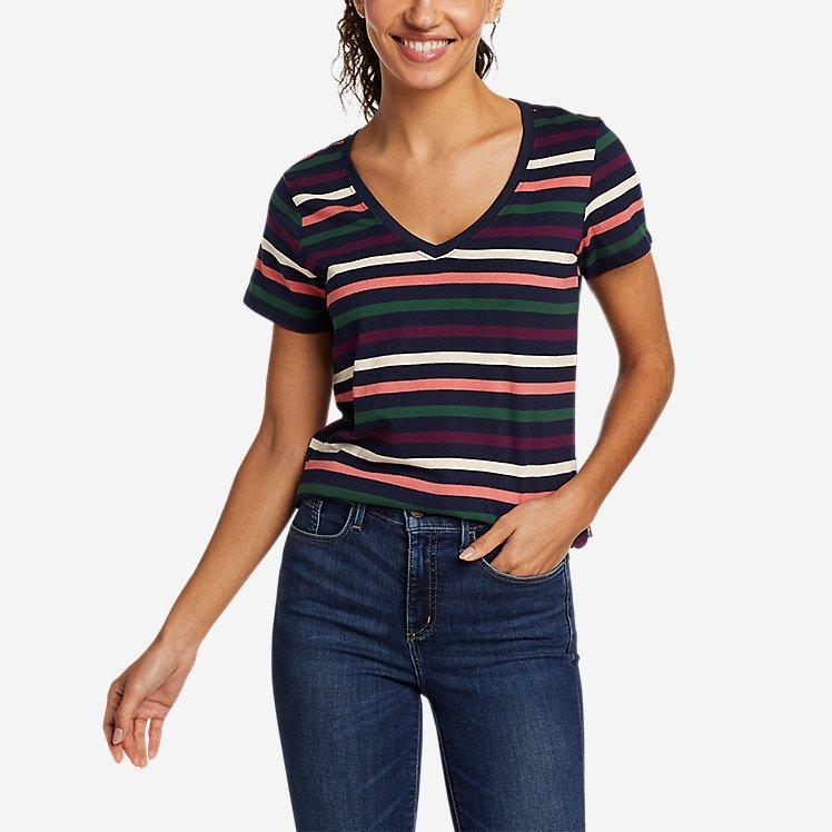 Women's Coast and Climb Short-Sleeve V-Neck T-Shirt large version