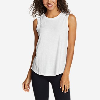 Thumbnail View 1 - Women's Tryout 2.0 Ruched Muscle Tank Top