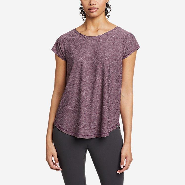 Women's Inertia Cross-Back T-Shirt large version