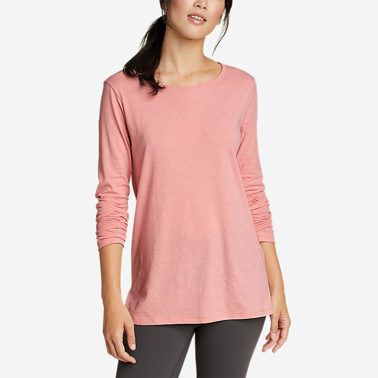 Women's Tryout Long-Sleeve T-Shirt large version