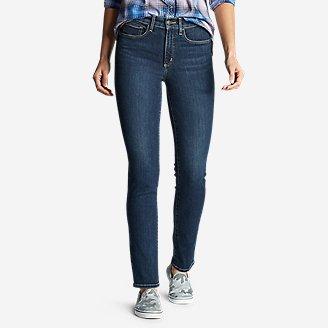 Thumbnail View 1 - Women's Idyllic High-Rise Slim Straight Jeans