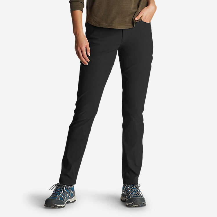 Women's Rainier Slim Straight Pants large version