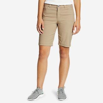 Thumbnail View 1 - Women's Rainier 5-Pocket Bermuda Shorts