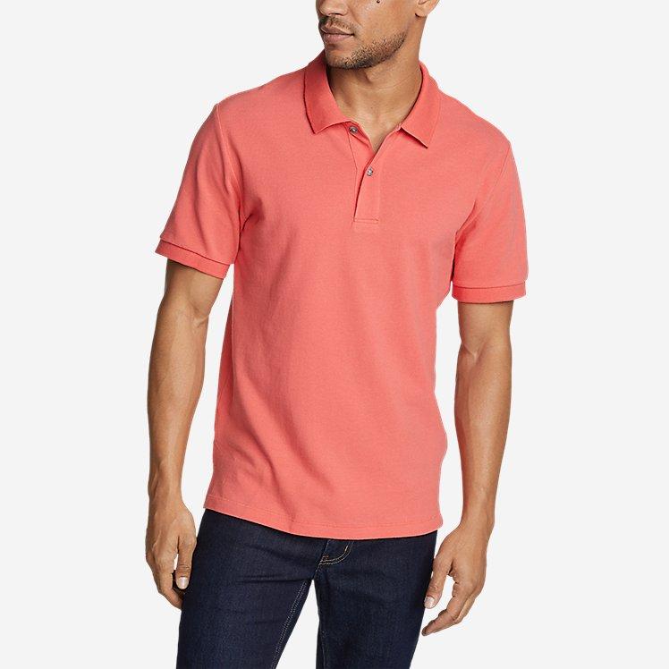 Men's Field Pro Piqué Polo Shirt large version