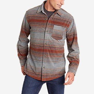 Thumbnail View 1 - Men's Eddie's Fleece Shirt