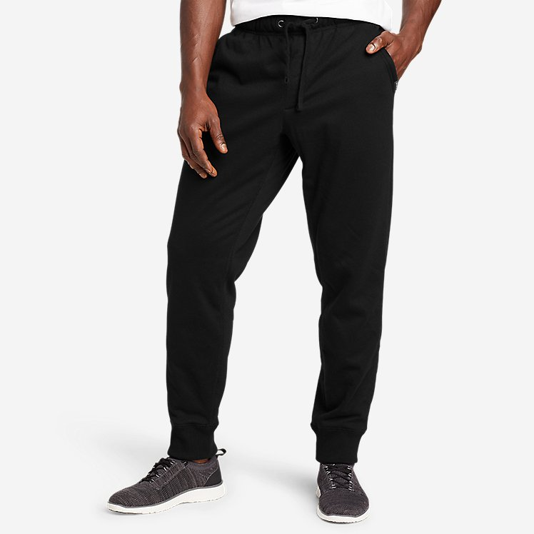 Men's Everyday Sherpa-Lined Jogger Pants large version
