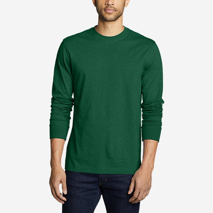 Men's Eddie's Long-Sleeve T-Shirt large version