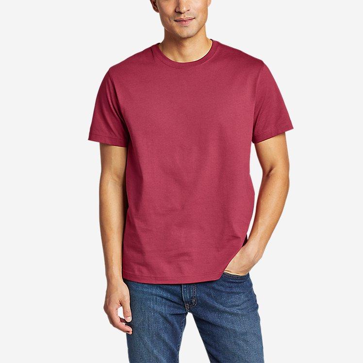 Men's Eddie Bauer Basic T-Shirt large version