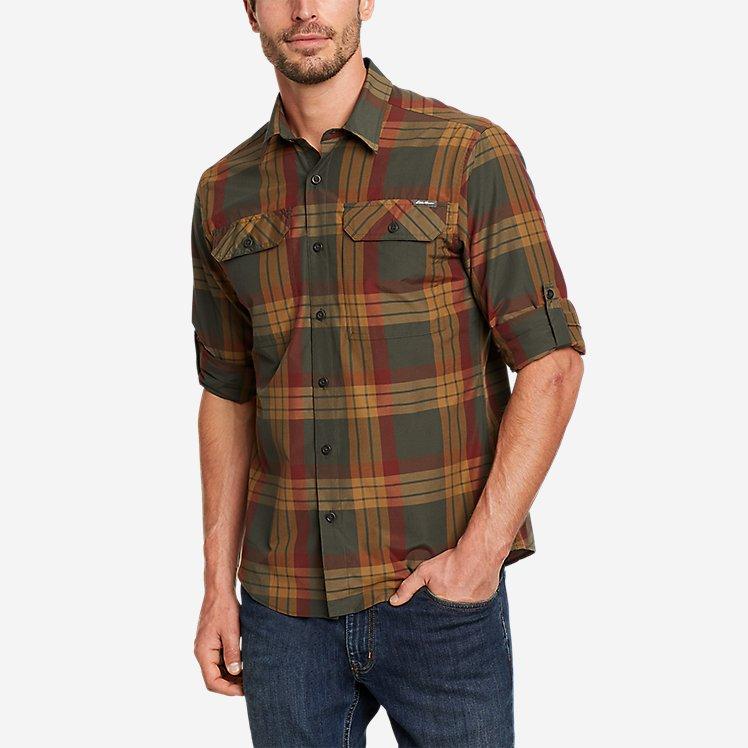Men's Adventurer® Convertible Long-Sleeve Shirt large version