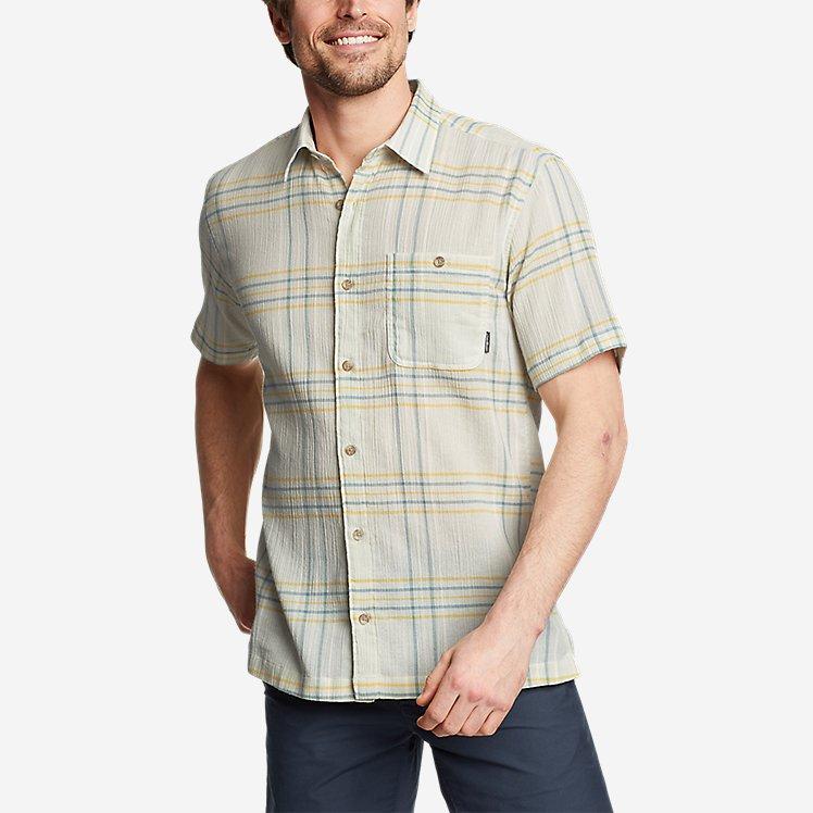 Men's Ocean Breeze Short-Sleeve Shirt large version