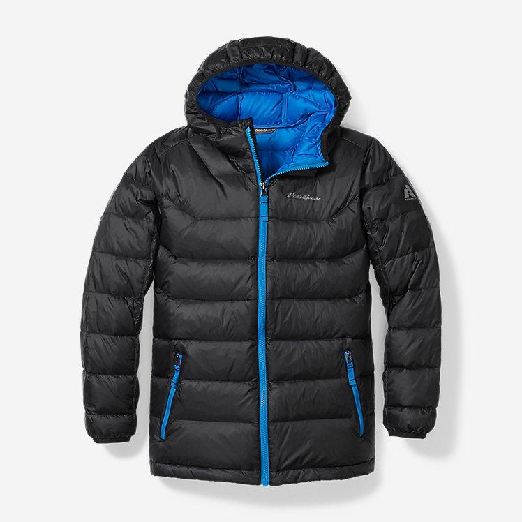 Boys' Downlight® Hooded Jacket large version