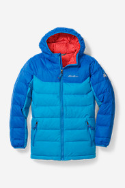 Boys' Downlight® Hooded Jacket