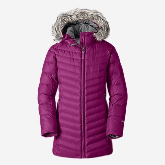 Thumbnail View 1 - Girls' Sun Valley Down Parka