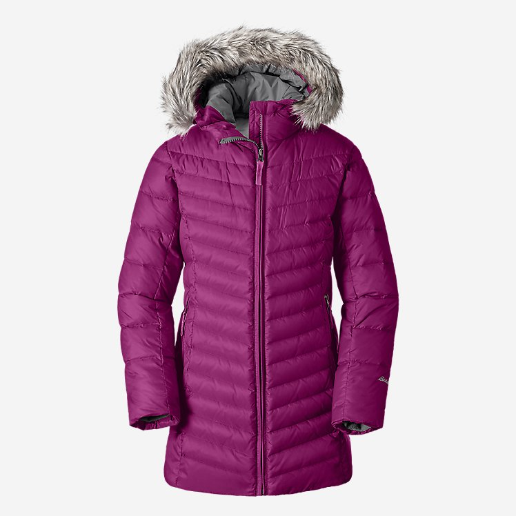 Girls' Sun Valley Down Parka large version