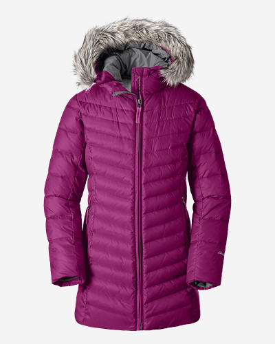Girls' Sun Valley Down Parka by Eddie Bauer