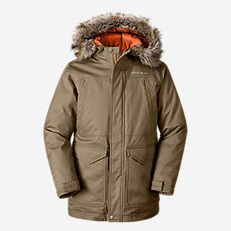 Thumbnail View 1 - Boys' Superior Down Parka