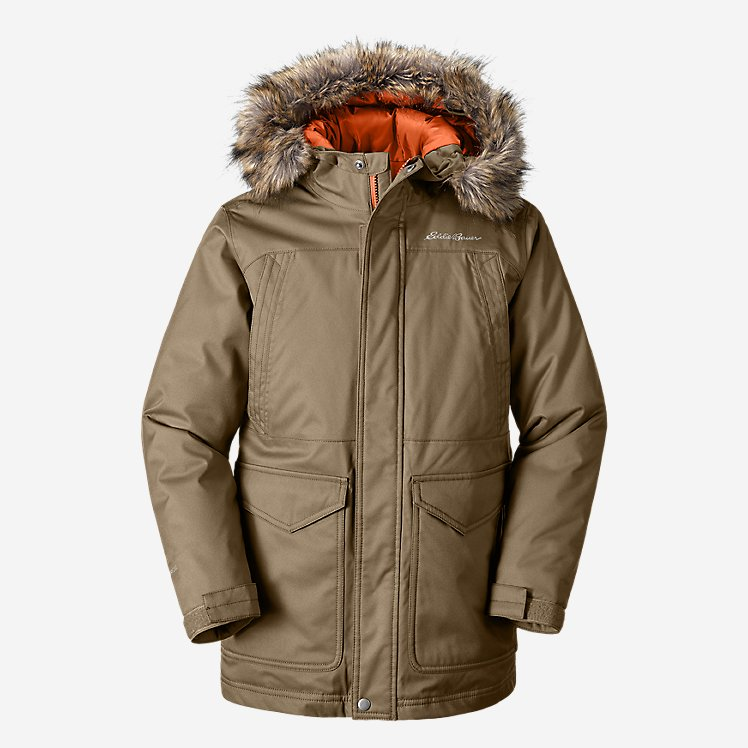Boys' Superior Down Parka large version