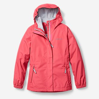 Thumbnail View 1 - Girls' Rainfoil® Jacket