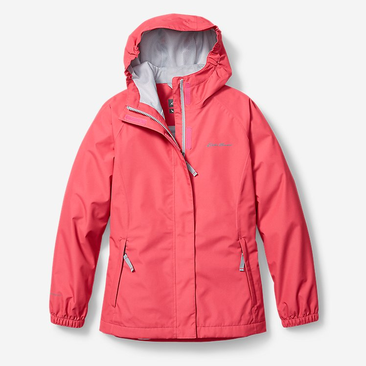 Girls' Rainfoil® Jacket large version