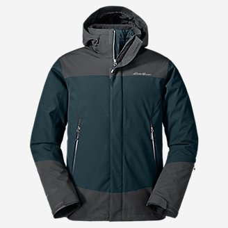 Thumbnail View 1 - Men's Powder Search 2.0 3-In-1 Down Jacket