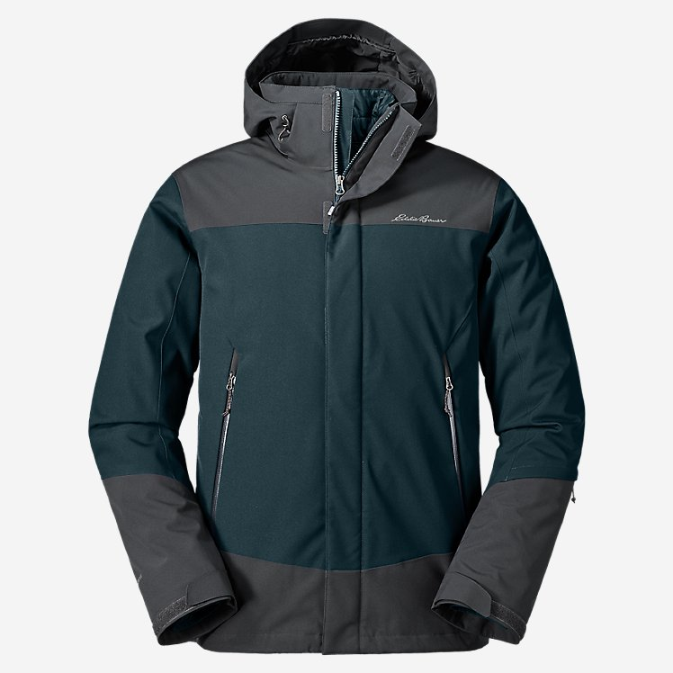 Men's Powder Search 2.0 3-In-1 Down Jacket large version